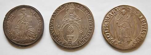 Zwischen Gut Und Polierter Platte Bei Der Bewertung Von Münzen